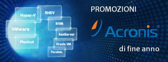 Promo Acronis Q4 2013